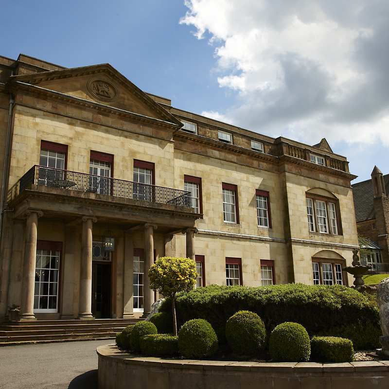 Shrigley hall hotel in north west england and cheshire for Luxury hotel breaks