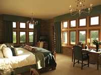 Godman (Master) Suite (with private hot tub) room, South Lodge