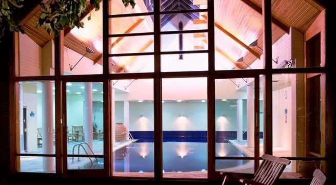 The Spa spa, Spread Eagle Hotel & Spa