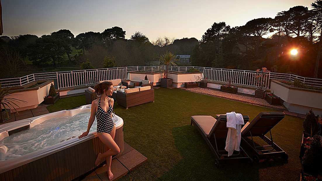 St Pierre Park Hotel Amp Spa Spa Facilities Information And