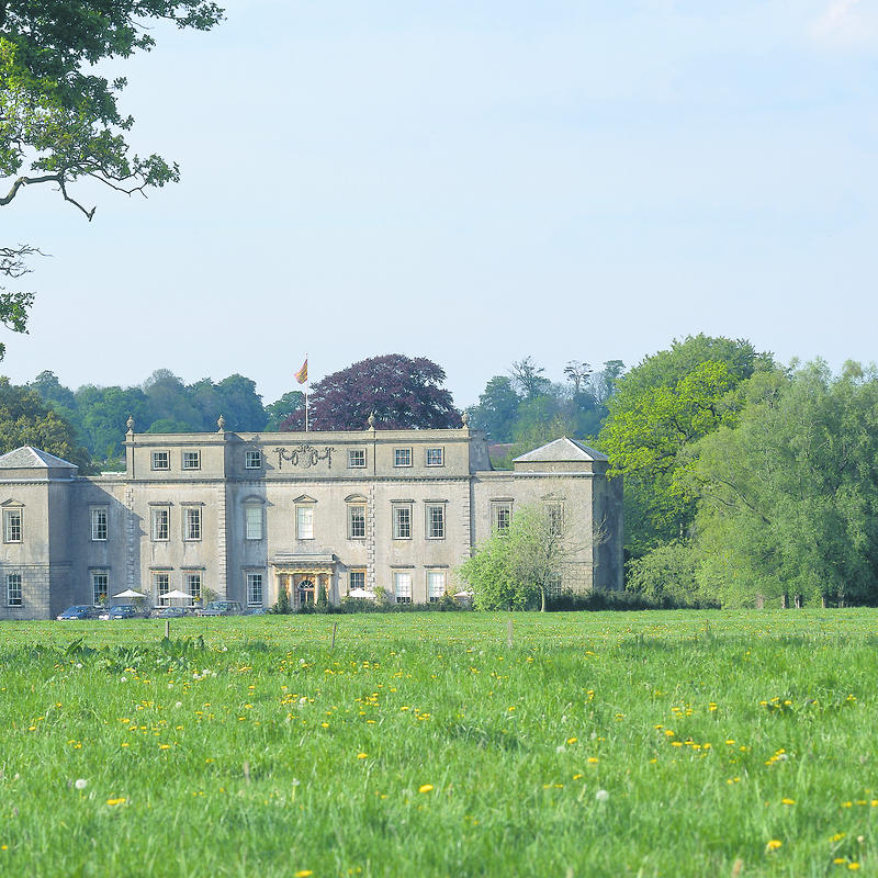 Ston easton park hotel in dorset somerset and nr bath for Luxury hotel breaks