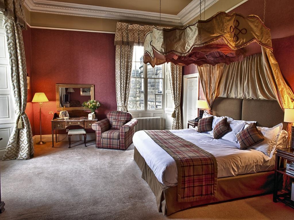 Swinton Park Hotel Rooms