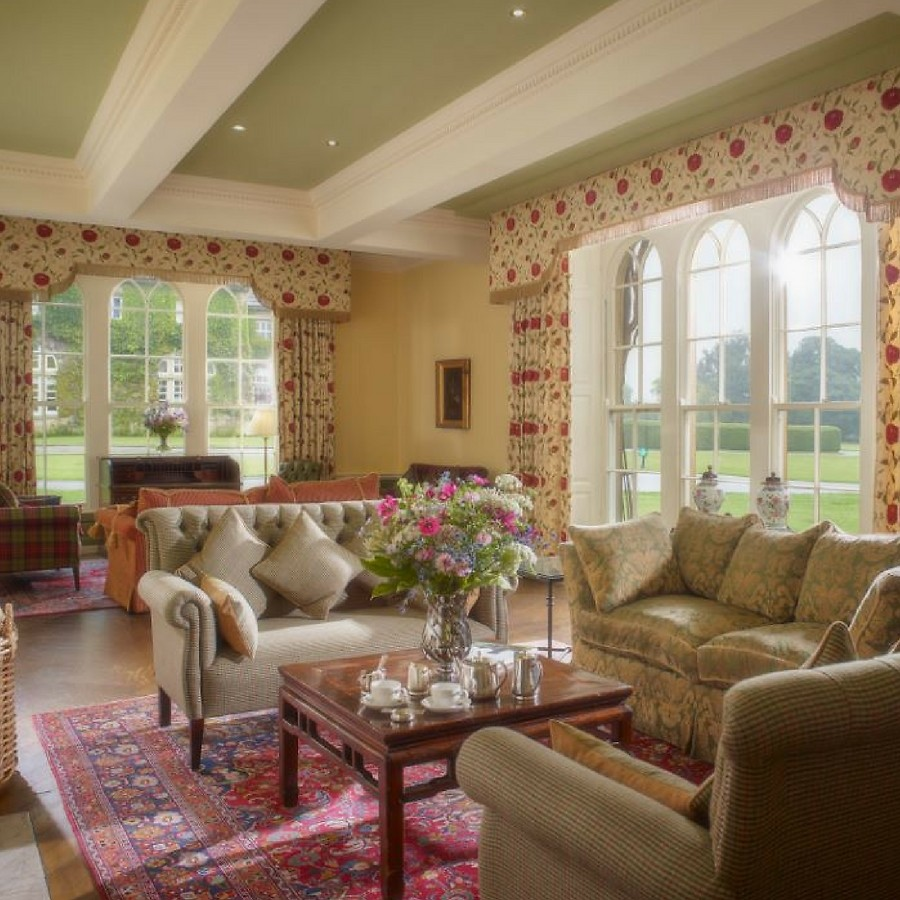 Luxury Hotel For Family Room Yorkshire Dales