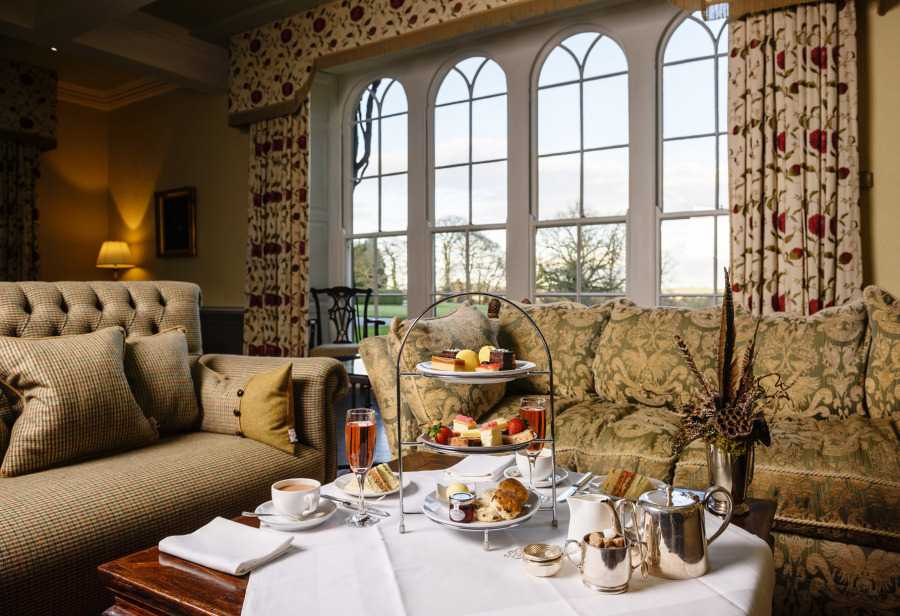 Swinton park hotel in yorkshire the north east and near for Best restaurants with rooms yorkshire dales