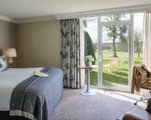 A Touch of Class room, Tewkesbury Park
