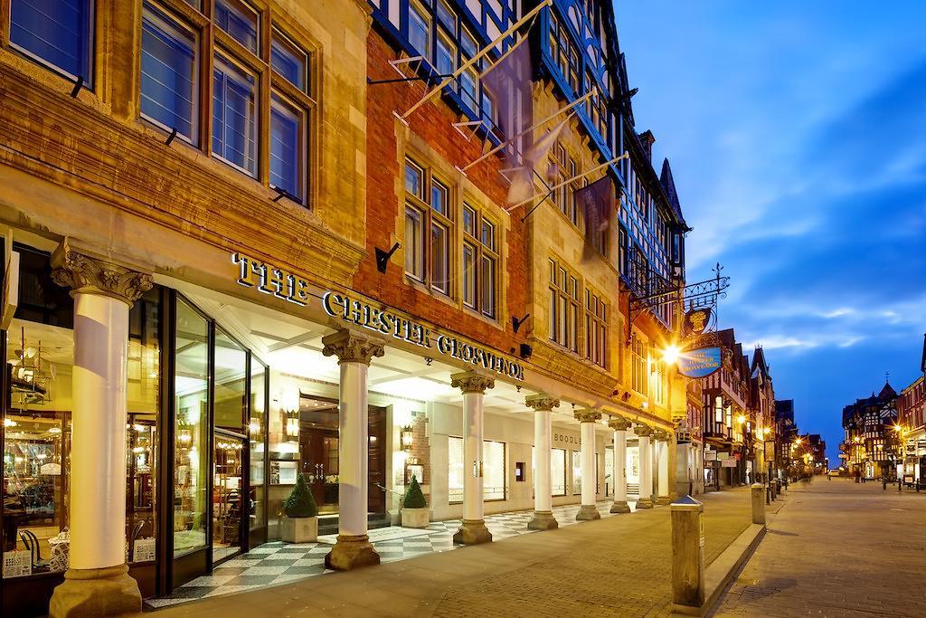 Grosvenor House Hotel Best Room
