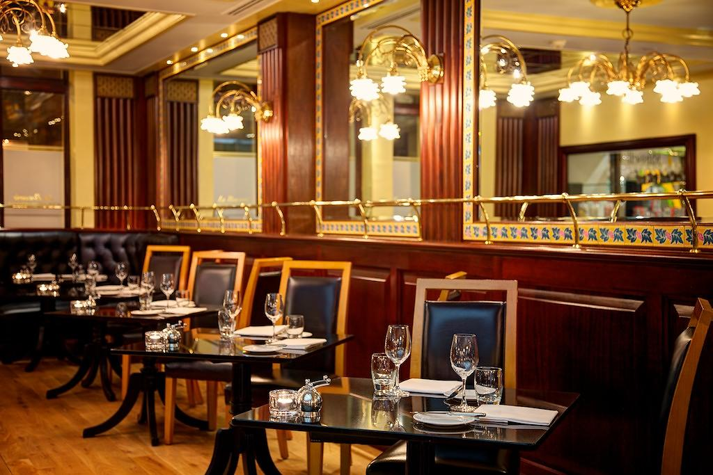 The Chester Grosvenor Restaurant Dining And Eating