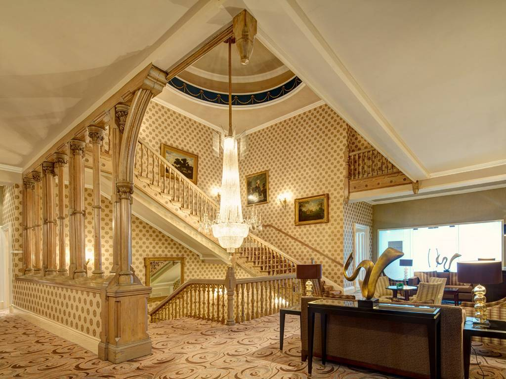 The Chester Grosvenor Hotel In North West England And