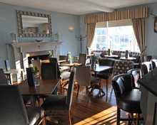 The Bar restaurant, The Kings Hotel