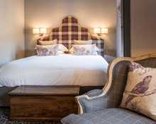 Deluxe room, The Lygon Arms