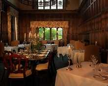 Baron's Hall restaurant, The Manor at Weston-On-The-Green