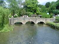The Swan at Bibury