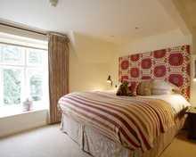 Garden cottage suites room, The Swan at Bibury