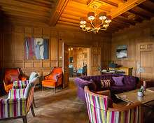 The Lounges restaurant, The Wood Norton
