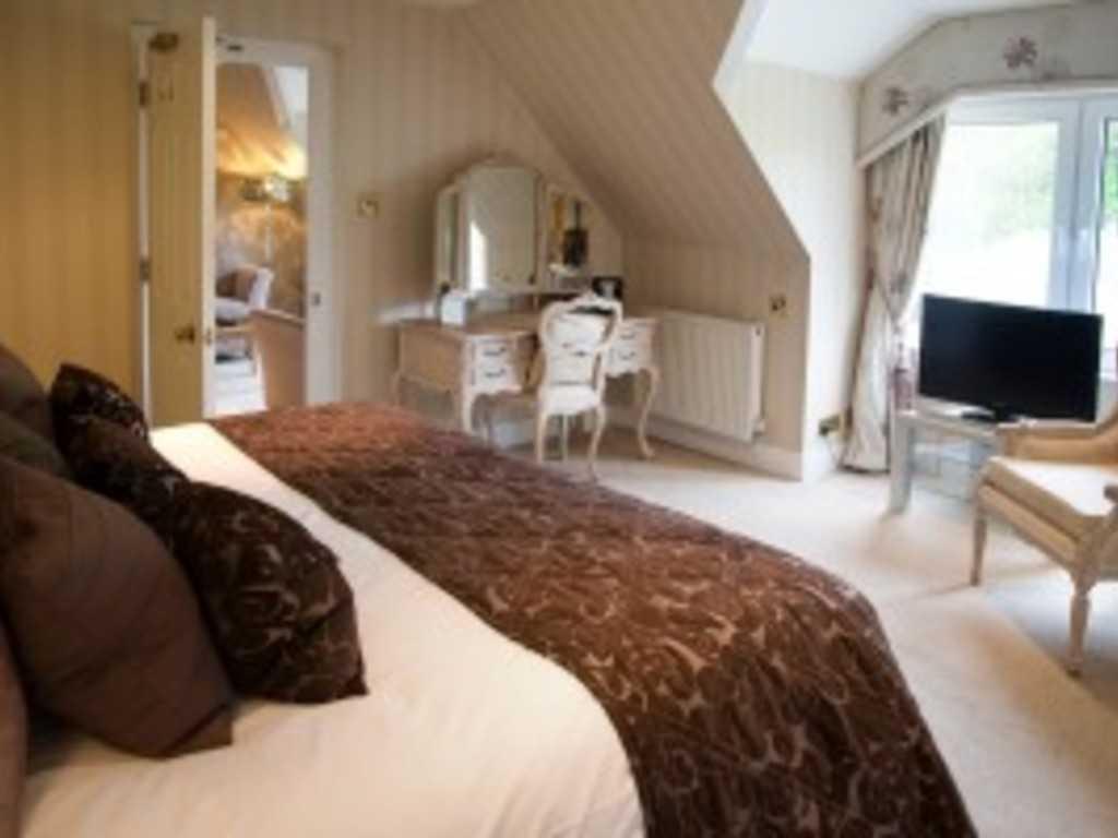 Dequincy & Ruskin Suites room, The Wordsworth Hotel & Spa