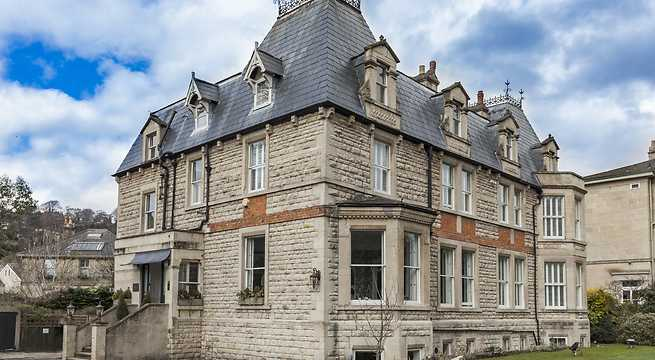 The Roseate Villa