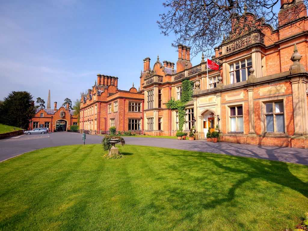 Welcombe hotel spa and golf club spa facilities for The stratford
