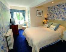Garden View Double room, Wilton Court Hotel