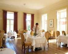 Menu restaurant, Wyck Hill House Hotel & Spa