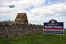 Hotels in Borders & Lanarkshire