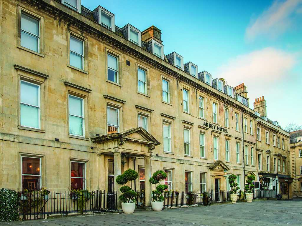 Abbey Hotel In Bath And Country And Bath Luxury Hotel