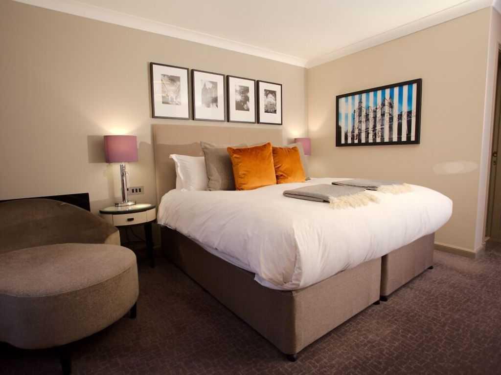 Privilege room, Aberdeen Ardoe House Hotel and Spa