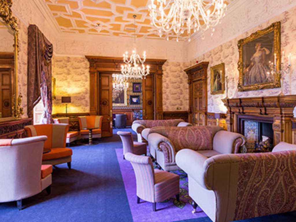 Drawing Room restaurant, Aberdeen Ardoe House Hotel and Spa