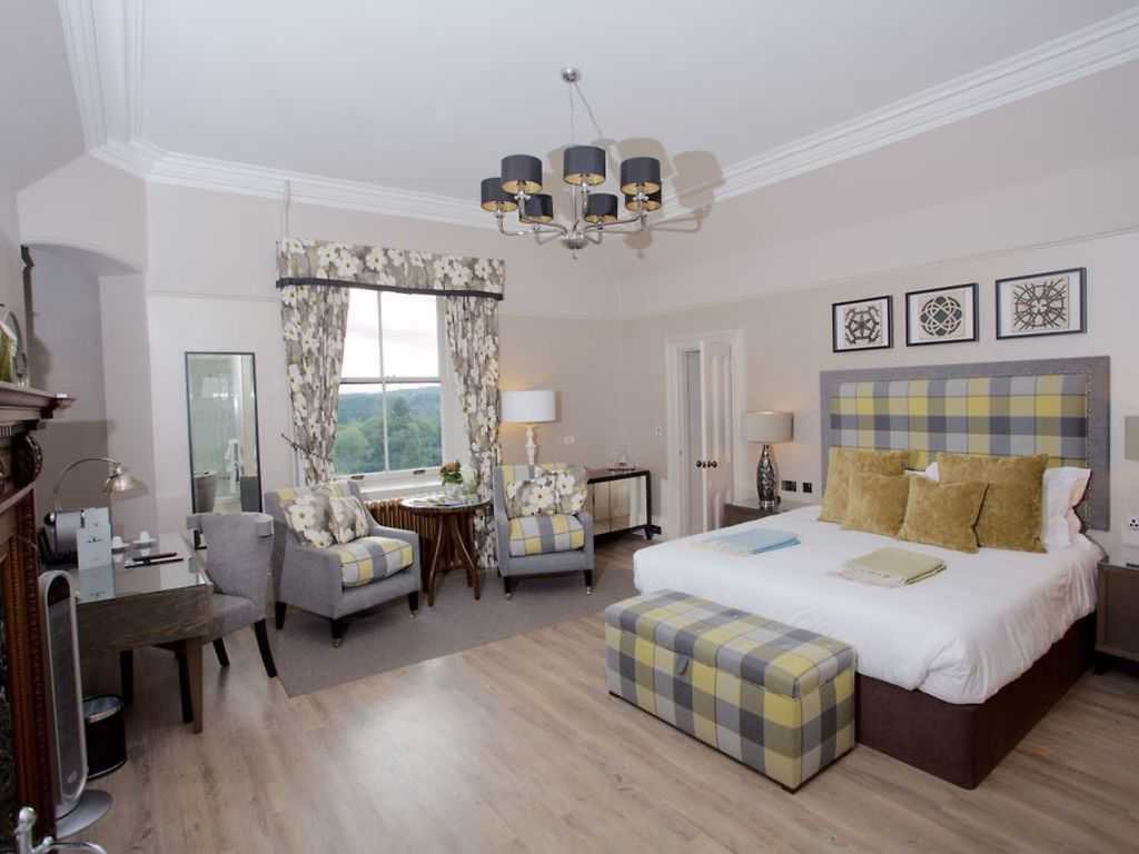Feature room, Aberdeen Ardoe House Hotel and Spa
