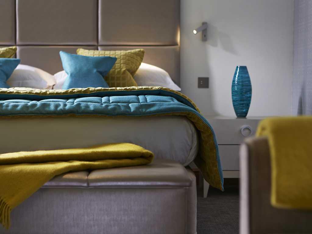 Luxury King room, Alexander House & Utopia Spa