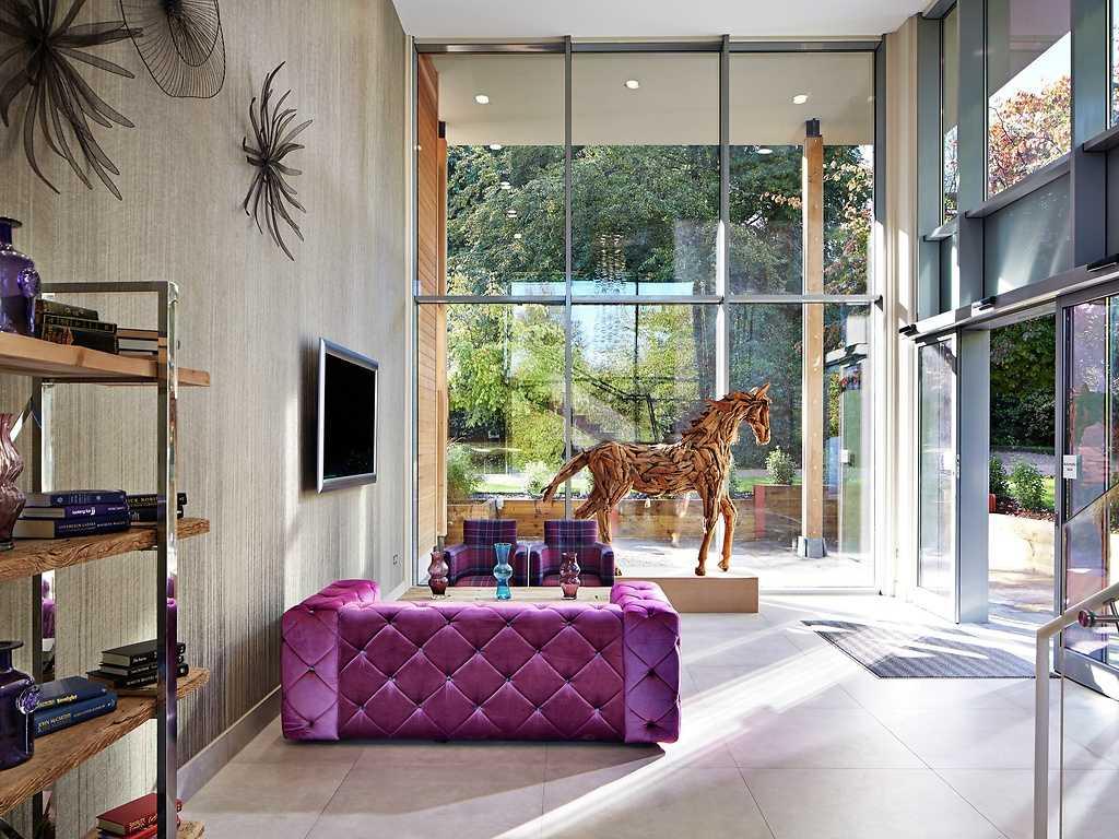 Garden room, Alexander House & Utopia Spa