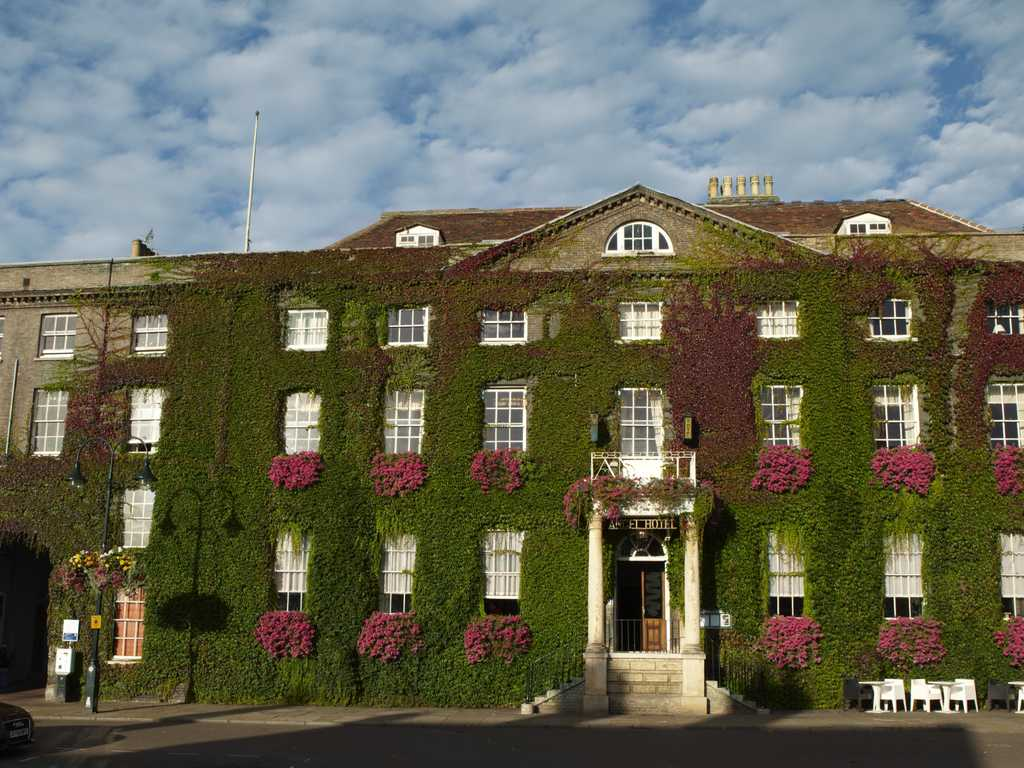 Angel Hotel In East Anglia And Bury St Edmunds Luxury