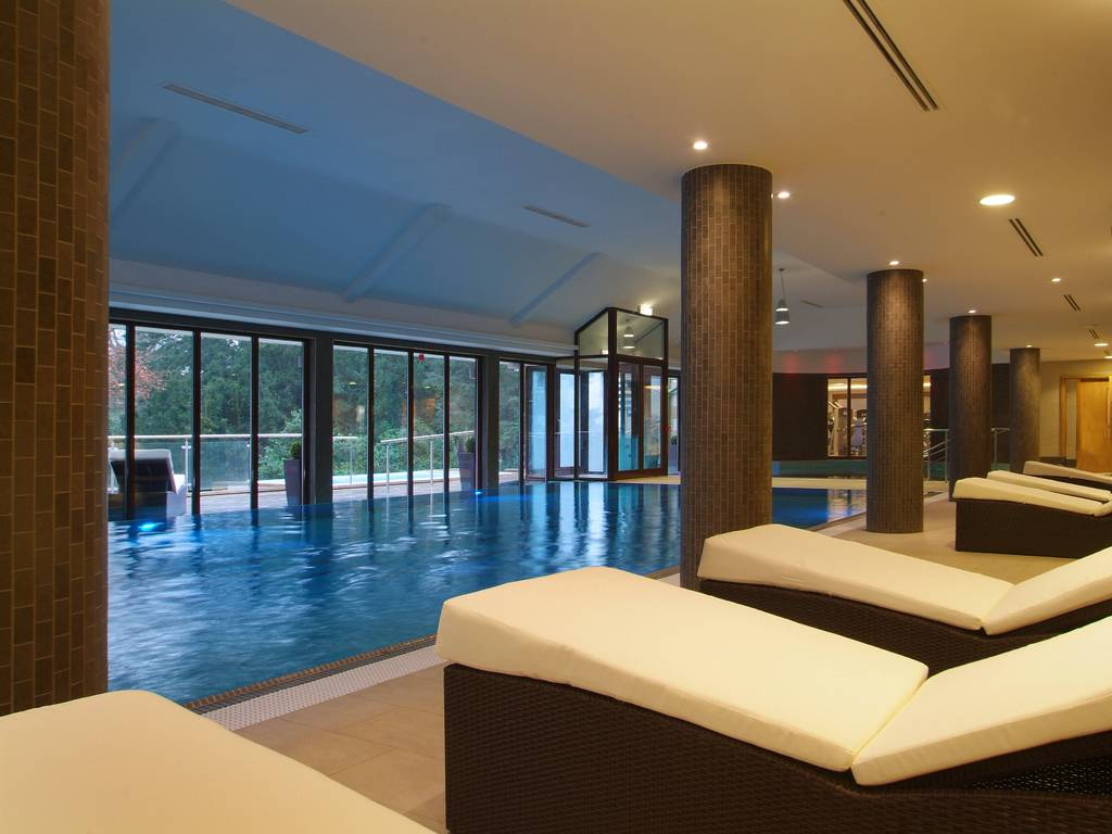Armathwaite Hall Spa Facilities Information And Booking