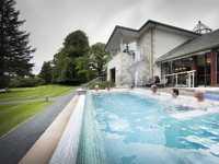 The Spa spa, Armathwaite Hall