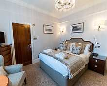 Club room, Armathwaite Hall