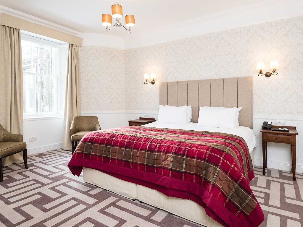 Standard Double room, Atholl Palace