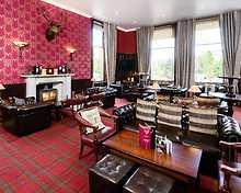 Stag's Head Bar restaurant, Atholl Palace