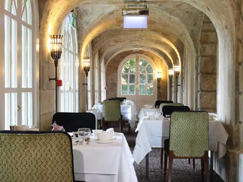 Cloisters restaurant, Bailbrook House Hotel