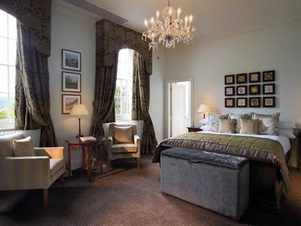 Deluxe room, Bailbrook House Hotel