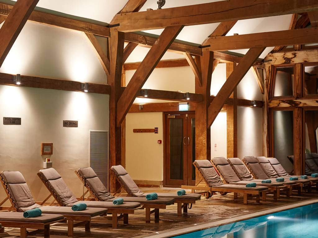 Bailiffscourt Hotel Amp Spa Spa Facilities Information And