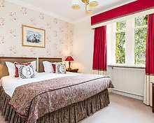 Riverside room, Ballathie House