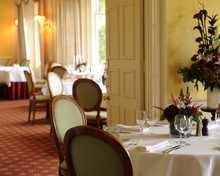 Restaurant, Ballathie House