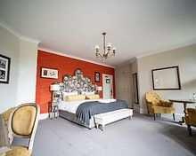 Junior room, Billesley Manor Hotel
