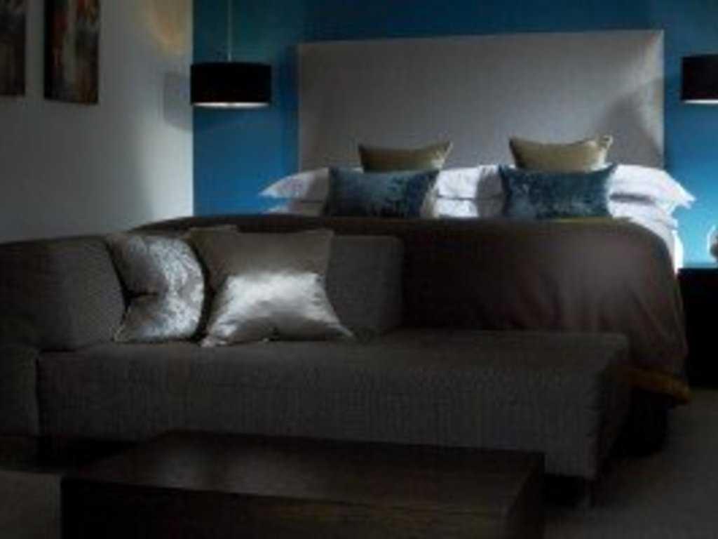 Club room, Bishopstrow House