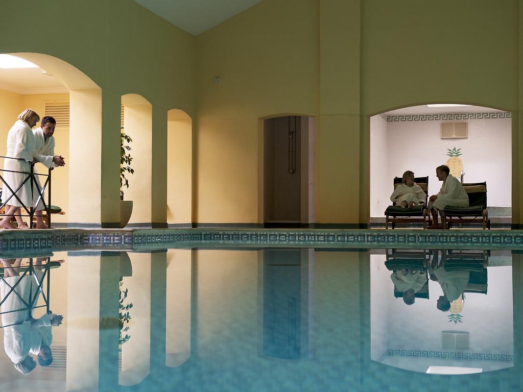 The Spa spa, Bodysgallen Hall & Spa