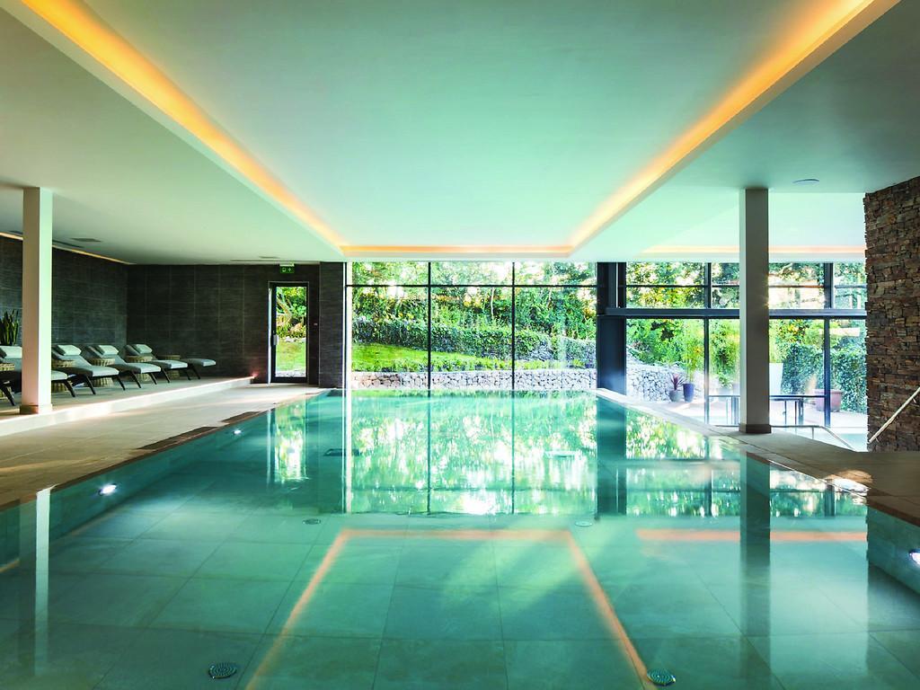 Boringdon hall hotel spa facilities information and booking details for Glasshouse hotel sligo swimming pool