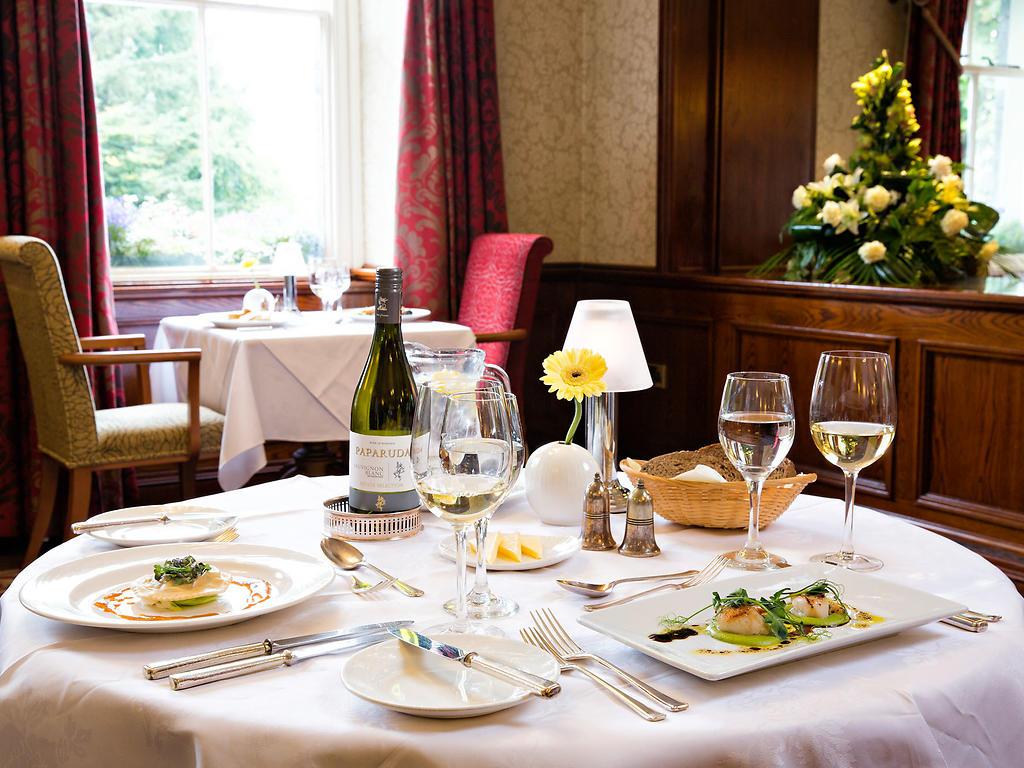 Dining Room restaurant, Borrowdale Hotel
