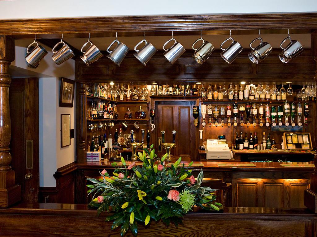 Bar & Lounge restaurant, Borrowdale Hotel
