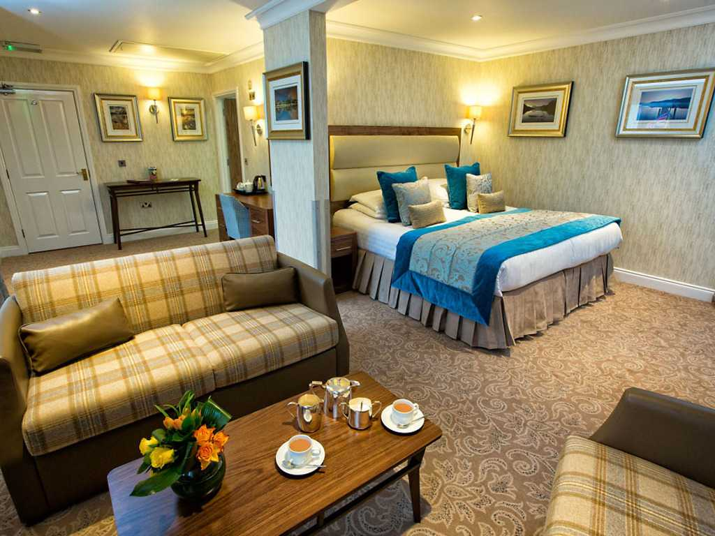 Prestige room, Borrowdale Hotel