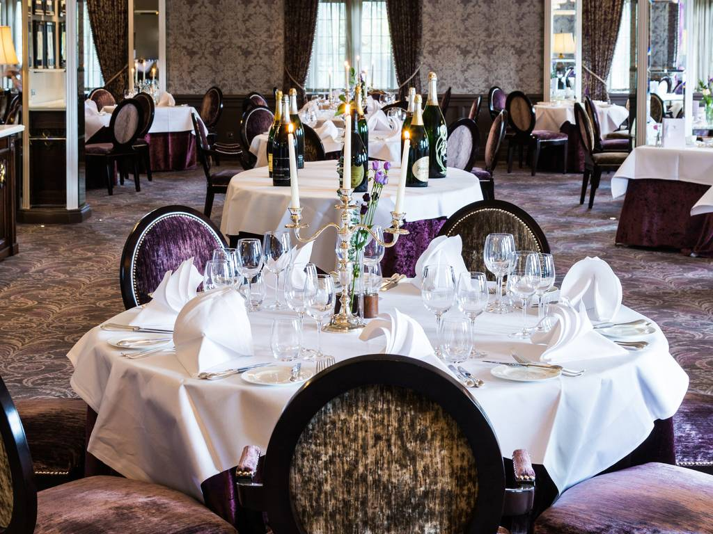 bovey castle restaurant  dining and eating information around