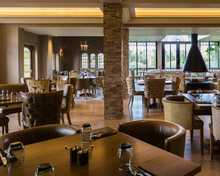Smith's Brasserie restaurant, Bovey Castle